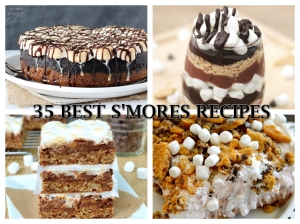 35 Best S'mores Recipes