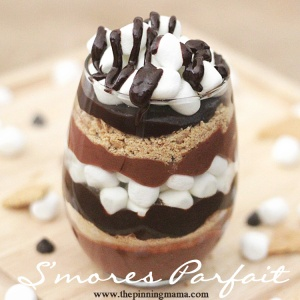 Smores Parfait - The Pinning Mama