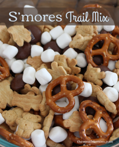 Smores Trail Mix - The Seinsble Mom