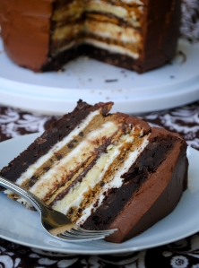 Ultimate Smores Cake - Fat Girl Trapped in a Skinny Body